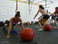 Cait-push-ups